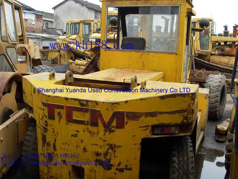 sell used TCM 25tons forklift