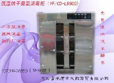 低温烘干臭氧消毒柜 承德廊坊三氧空气消毒机