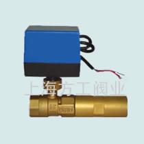 动态平衡电动二通阀KAFV46.20