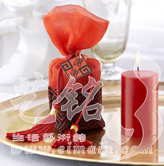 喜烛、婚庆蜡烛、香味蜡烛