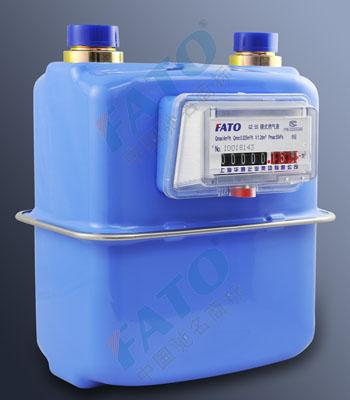 华通宽量程膜式燃气表