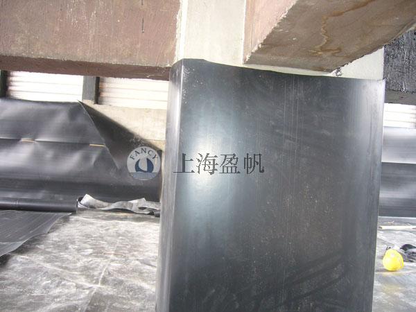 HDPE防渗膜 污水池防渗 复合膜 土工布