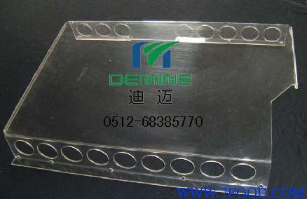 苏州迪迈多角度冷、热弯成型PC耐力板