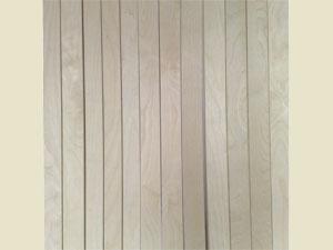 贴天然木皮系列床框