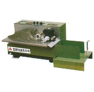 柳州鹿寨墨轮自动标示机,广西南宁面条包装袋打码机,桂林钢印打码机