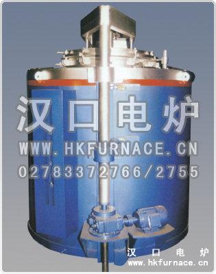 井式气体氮化电炉