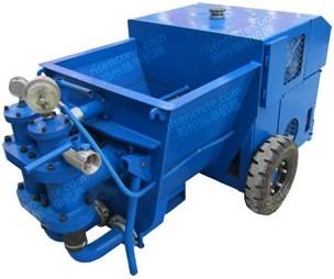 郑州瑞申RGY60/55液压活塞式砂浆泵