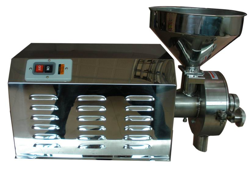 304号全不锈钢五谷杂粮磨粉机 食品粉碎机