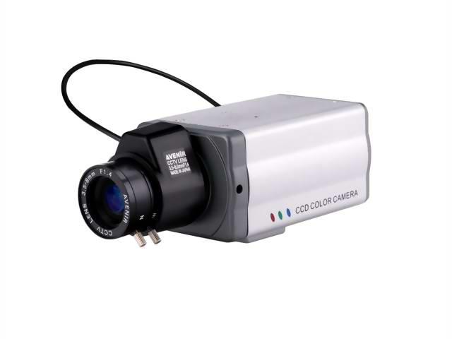 小三星外观枪型摄像机