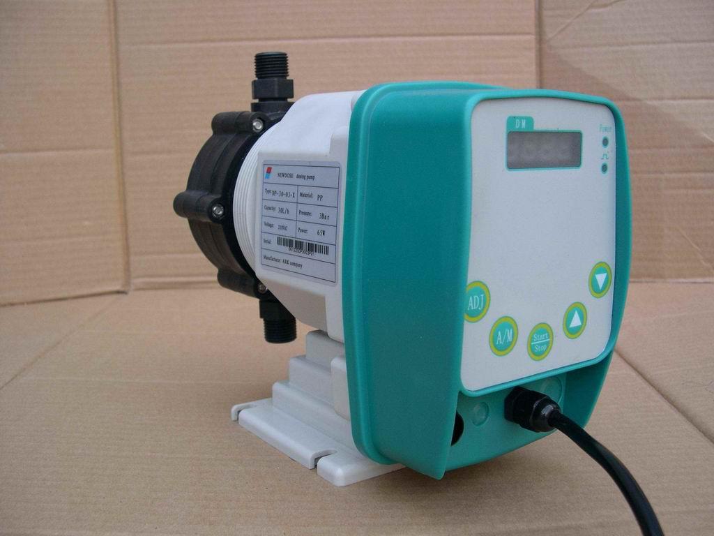 深圳计量泵  PAM加药泵 水泥助磨剂计量泵