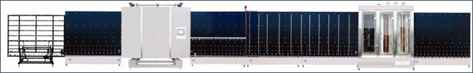 ZK2500BZ-JC型全自动中空生产线
