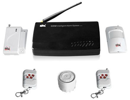 GSM家居防盗报警系统 JD-X502