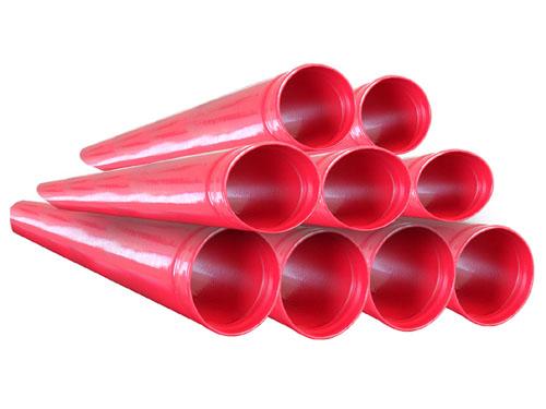 冷热水双面涂塑复合钢管