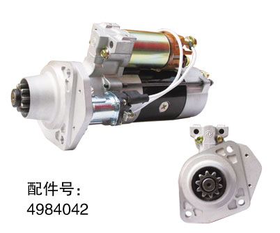 qdj2615东风康明斯电控减速起动机
