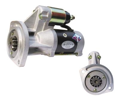 QDJ1302减速起动机