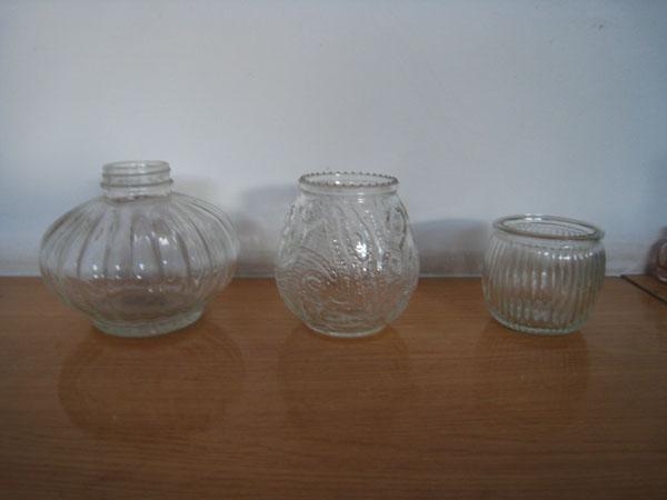 供应玻璃瓶,蜡烛台瓶