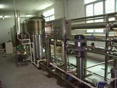 供应江西反渗透净水设备,工业用高纯水设备,江西工业废水处理工程