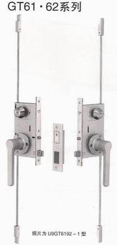 日本原装进口MIWA隔音门锁