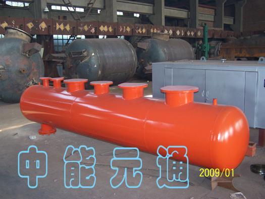 北京ZNYT分集水器,分汽缸