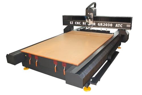 木工雕铣机
