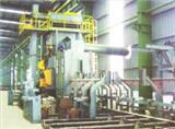 立式钢板抛丸机-青岛立式钢板抛丸机-抛丸机青岛华川机械专业生产