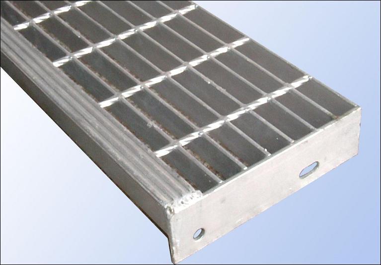 钢格板格栅板踏步板平台板