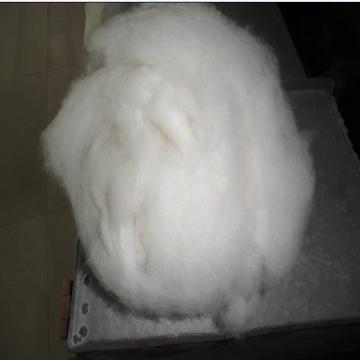 供应 鄂尔多斯羊绒 白中白 无毛山羊绒