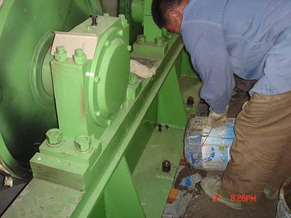 建筑加固改造工程,梁柱接头、变形缝、施工缝浇筑