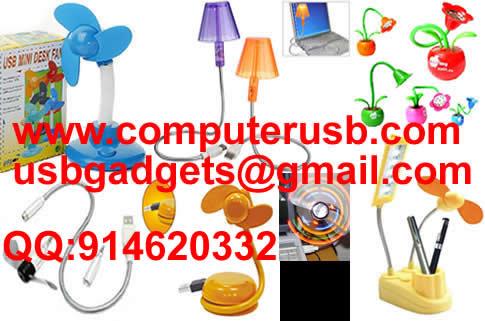 USB风扇USB灯生产厂家批发USB风扇灯