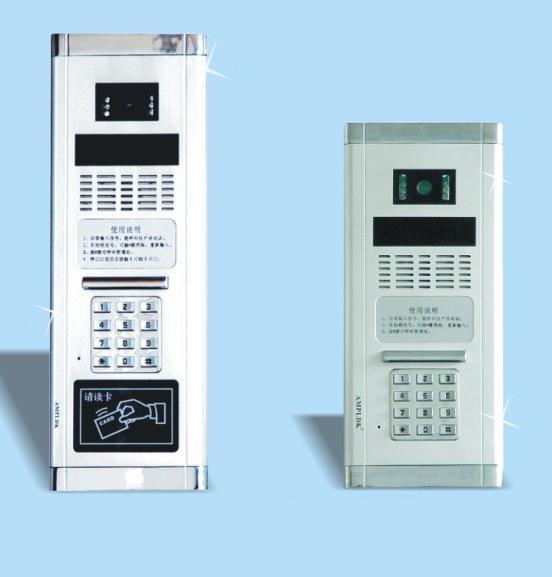 非可视楼宇对讲主机,可视门铃对讲,非可视门铃对讲