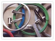 供应PVC丝,包塑丝,涂塑丝,捆扎丝