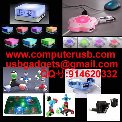 一拖多USB HUB USB HUB USB接口延长器 USB集线器