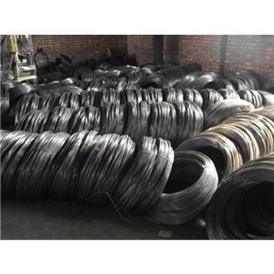 电镀锌钢丝 PVC增强管钢丝