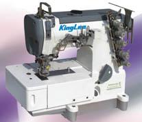 500绷缝机 3针5线