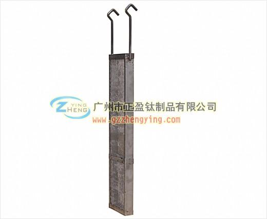 铂金阳极、钌铱阳极、钛篮、钛管、等电镀耗材