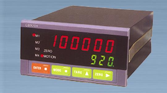 CB920高速配料控制器