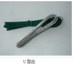 供应镀锌丝、u型丝、pvc丝