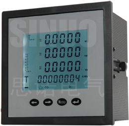 AT28V系列三相数显智能表
