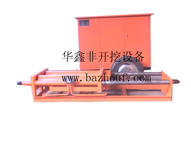 双缸液压顶管机    新型液压顶管机