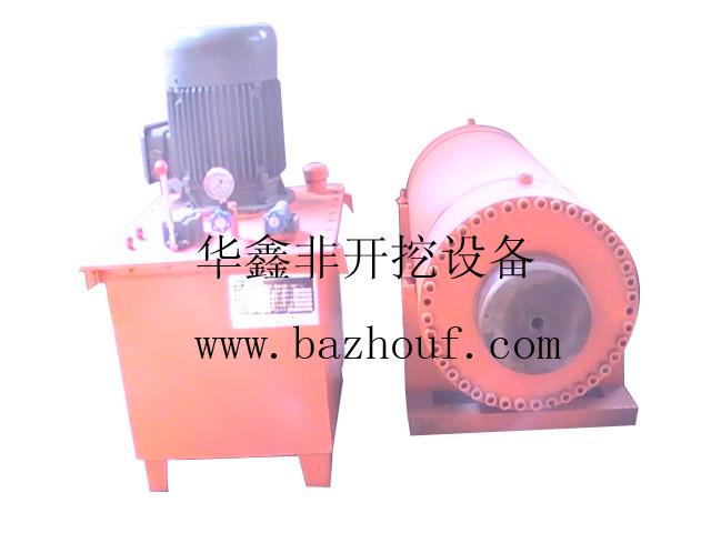 大型液压顶管机  水泥管顶管机    液压千斤顶
