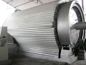 废塑料炼油设备加工