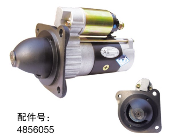 QDJ1318南京依维柯减速起动机