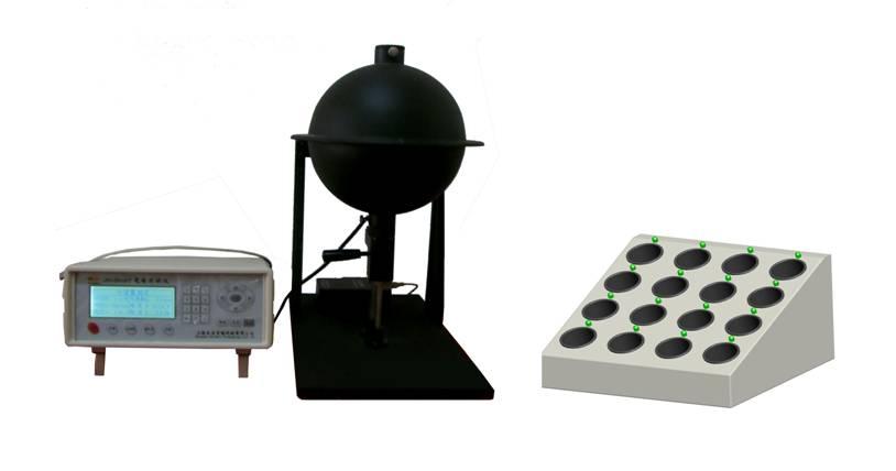 XP5100 LED手动分光分色测试仪