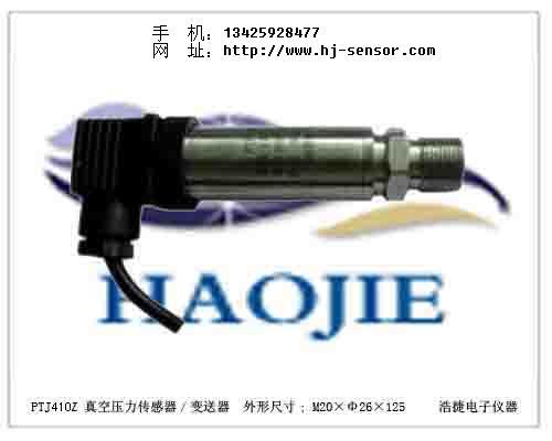 PTJ410Z绝对真空压力变送器