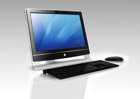 18.5寸超薄超炫电脑一体机