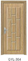 公司专业生产PVC免漆门、烤漆复合实木门、烤漆原木门、烤漆线条窗