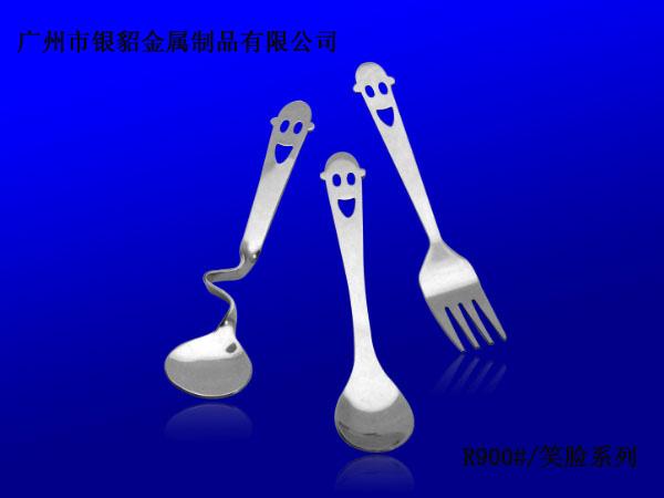 款式新颖奇特的西餐刀叉,新奇创意礼品刀叉勺/餐具