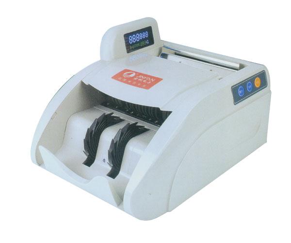 金帆点钞机JF3000-01银行专用