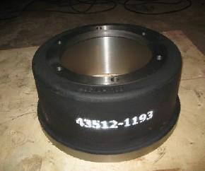 日野(HINO)刹车鼓,轴头(43512-1193)