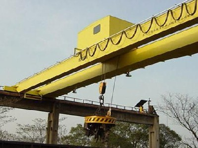 QD双梁桥式起重机